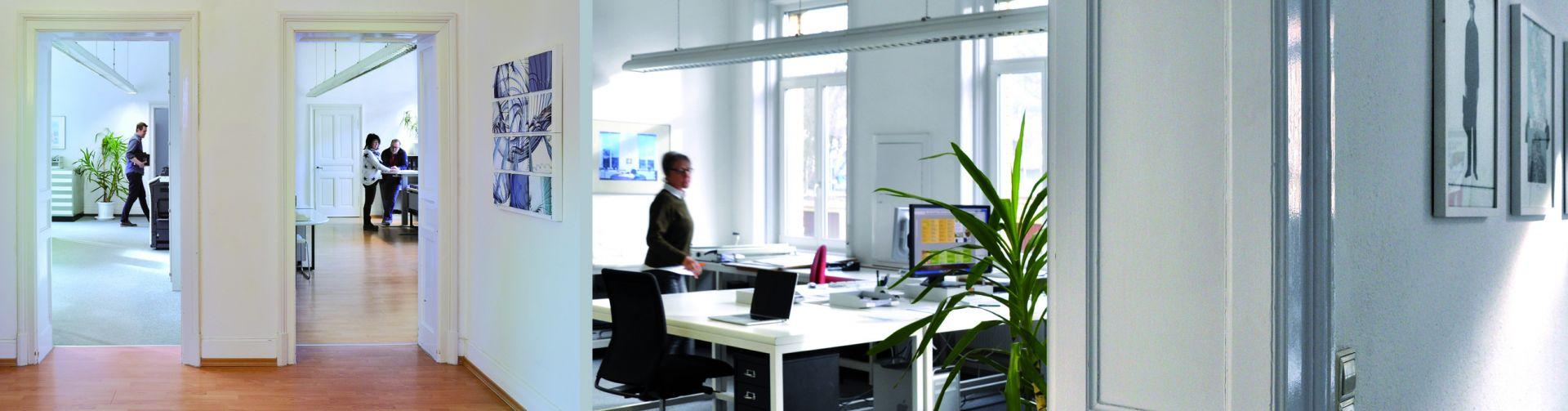 Werbepraxis GmbH Agenturäume